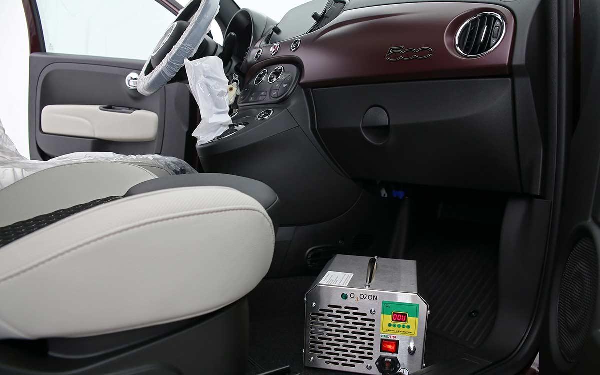 Livraison de votre voiture en période de confinement